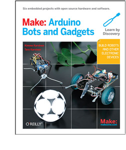 Cover of the Robot Book